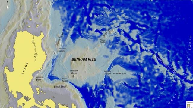 Le linee rosse di Duterte nel mare filippino occidentale,