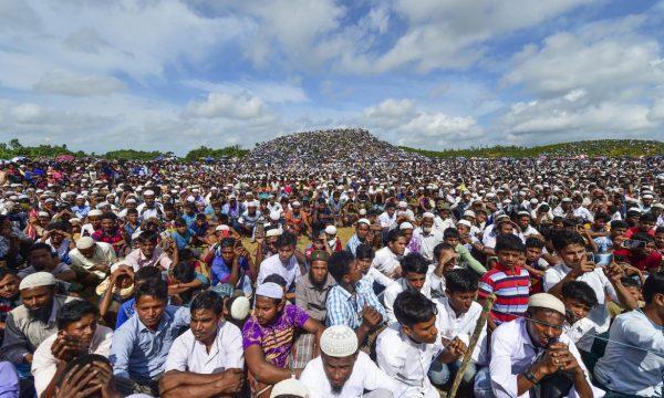 COVID-19 nei campi profughi Rohingya si materializza la paura