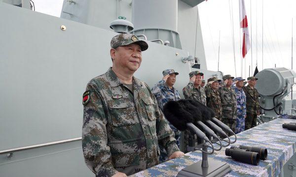 Grandi esercitazioni navali cinesi spingono di nuovo le Filippine verso gli USA