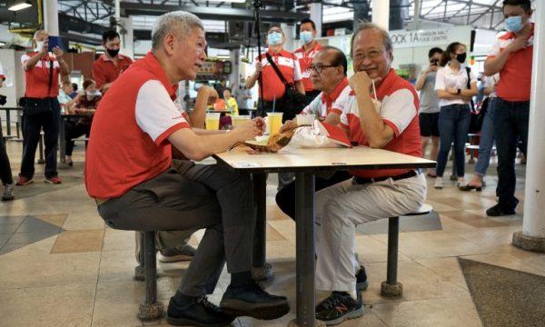 La generazione 4G e le elezioni lampo della pandemia a Singapore