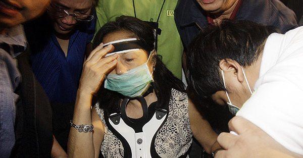 Insufficienza di prove per Gloria Macappagal Arroyo