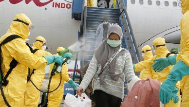 1 milione di casi COVID in Indonesia ed iniziano a vaccinare