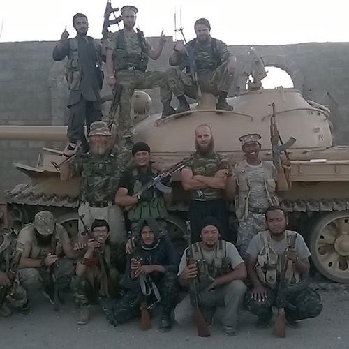 Militanti indonesiani dell'ISIS... Poso