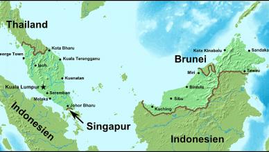 Il racconto di un uomo Iban a Johor parla della diversità malese