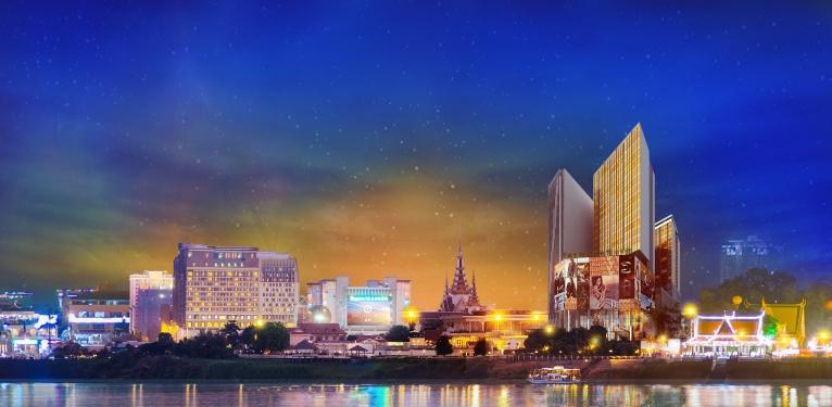 Laghi di Phnom Penh