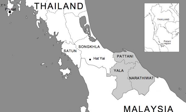 Due meridioni thailandesi a confronto tra invalidazione e corruzione