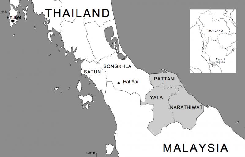 I primi colloqui ufficiali di pace in Thailandia possono ripartire a maggio