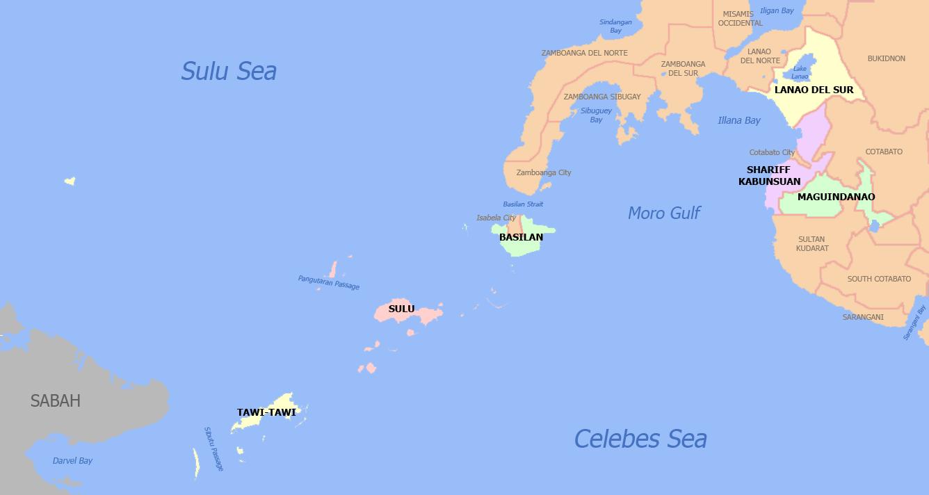 regione autonoma di mindanao