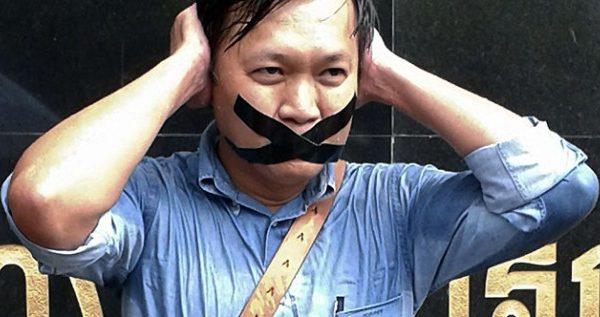 Pravit Rojanaphruk arrestato