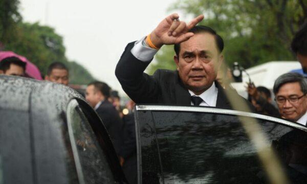 Prayuth Chanocha, solo candidato contro Thaksin