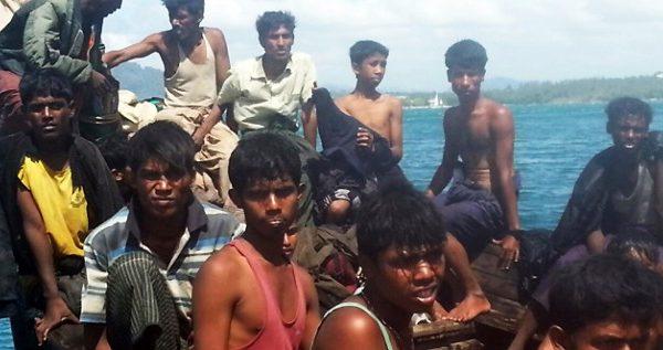 I Profughi delle Andamane tra respingimento e solidarietà