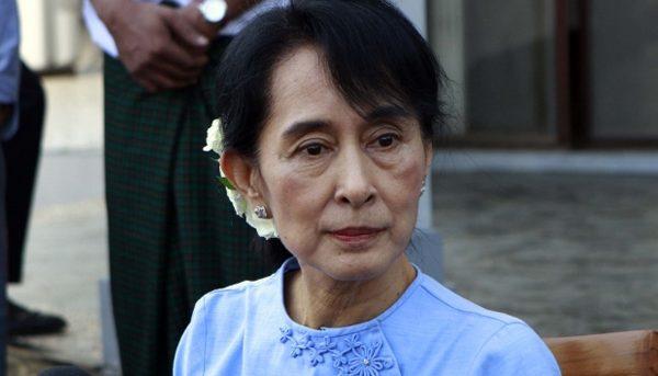 BIRMANIA: Il ruolo di Aung San Suu Kyi