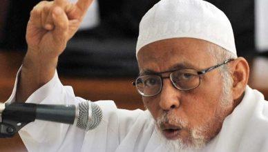 Abu Bakar Bashir esce dal carcere dopo 10 anni