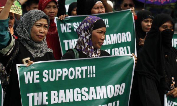 Il plebiscito per la Bangsamoro del 21 gennaio 2019 deve passare