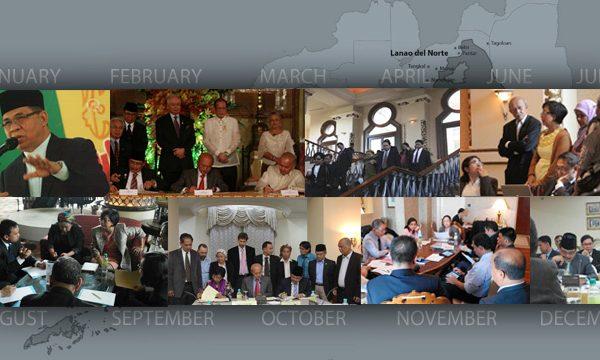 FILIPPINE: Firmato il patto storico tra Governo FIlippino e MILF