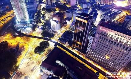 bersih 4 del Malaysiakini