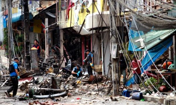 Nessun luogo immune dalla violenza nel profondo sud thailandese
