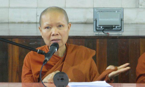 Ordinazione delle donne in Thailandia ed il clero buddista