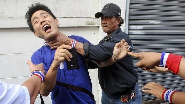 blocco elezioni ucciso suthin