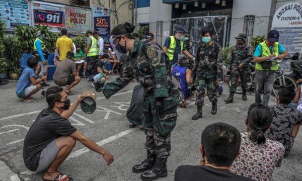 Il crocevia indiano delle Filippine nella lotta al Covid-19, secondo esperti