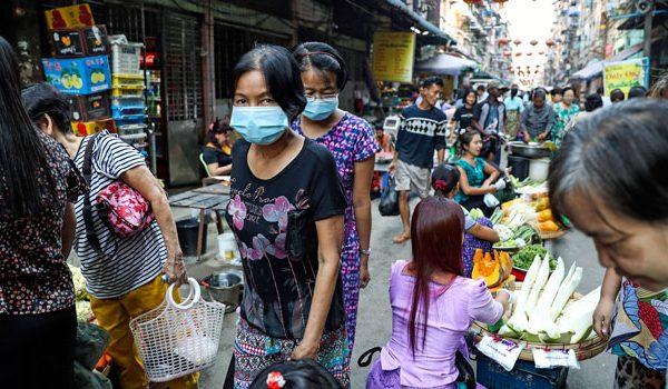 Nella serrata birmana del COVID-19 a spaventare i poveri  è la fame