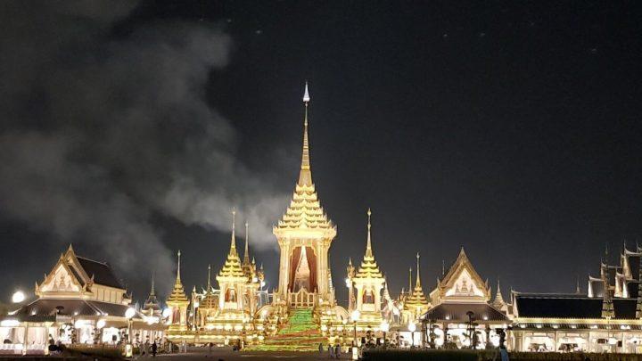 2018 in Thailandia