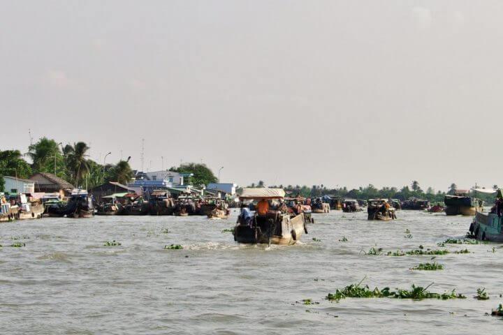 politica del Vietnam sul Delta del Mekong