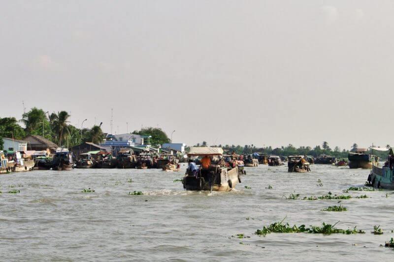 La politica del Vietnam sul delta del Mekong fissa obiettivi ambiziosi