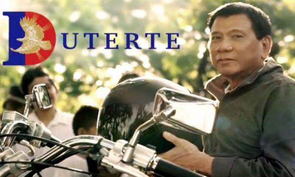 Duterte inizia la sua visita di stato in Cina di quattro giorni