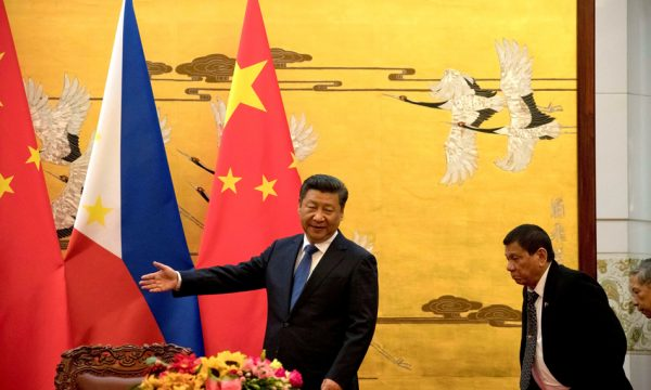 Pechino il grande vincitore delle elezioni intermedie filippine del 13 maggio