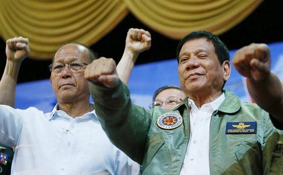Politica estera indipendente o semplice oscillazione del pendolo filippino?