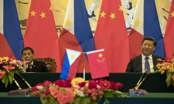 Si accende nelle Filippine la critica nazionalistica alla politica estera di Duterte