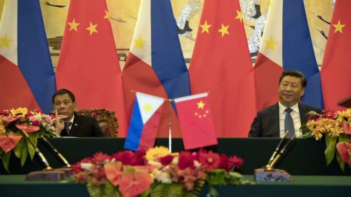 politica estera di amicizia con la Cina di Duterte