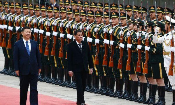 Duterte non riesce a dettare in modo unilaterale la direzione della politica estera filippina