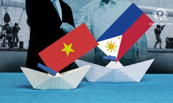 Alti e bassi delle relazioni bilaterali tra Vietnam e Filippine