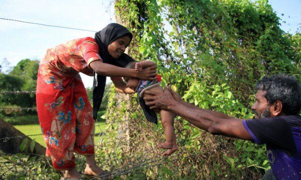 Esempio scolastico di pulizia etnica, la situazione Rohingya dalla Birmania
