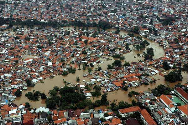 rischio di inondazioni