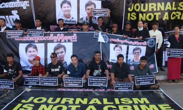 Giorno funesto per la Birmania: condannati Wa Lone e Ko Kyaw Soe Oo