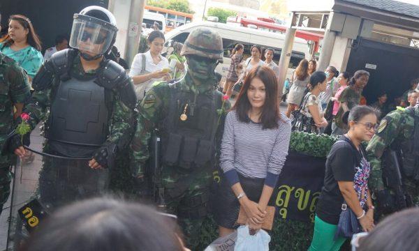 L' Opzione B del generale Prayuth nel golpe in Thailandia