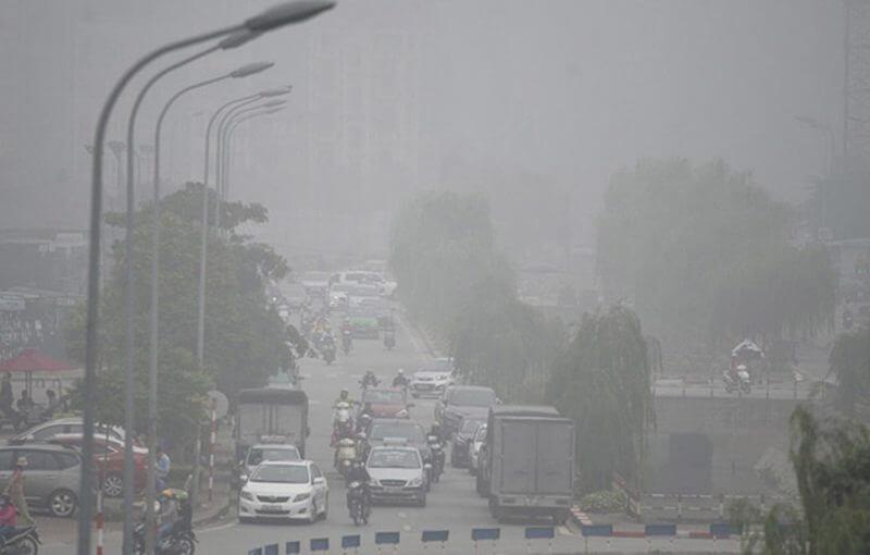Hanoi, più del Coronavirus poté l'inquinamento da PM2.5