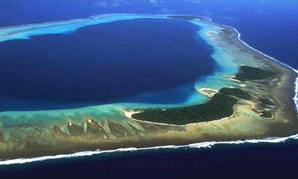 SUDESTASIATICO: Due posizioni a confronto sul Mare della Cina meridionale a Huangyan