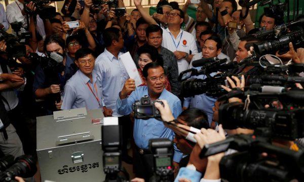 Giungerà col COVID-19 in Cambogia la fine del potere di Hun Sen?