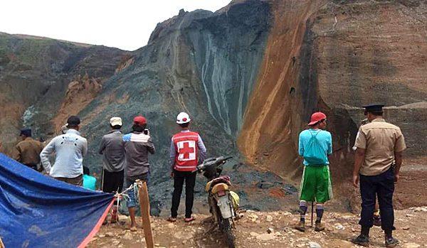 Disastro in una miniera di giada birmana ad Hpakant uccide 170 persone