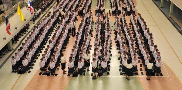 istruzione thai