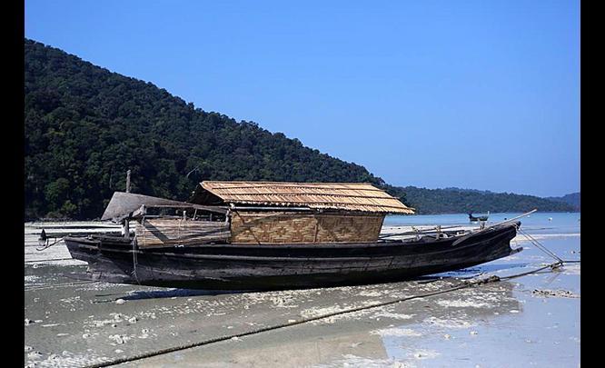 isole tropicali di surin