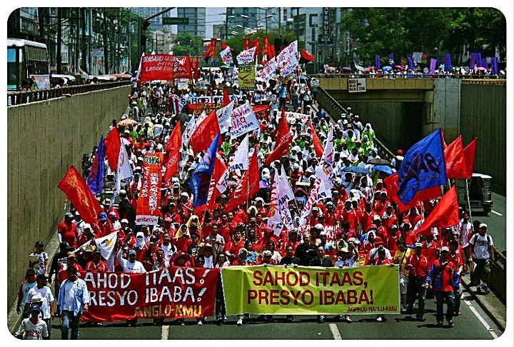 primo maggio filippino