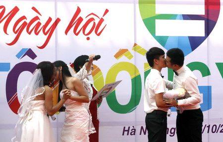 Coppie di fatto e matrimoni gay in Vietnam