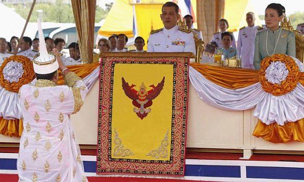 Tutti gli uomini forti del re thailandese