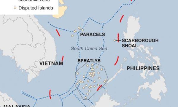 Accordi di condivisione di risorse marine tra Cina e Filippine?