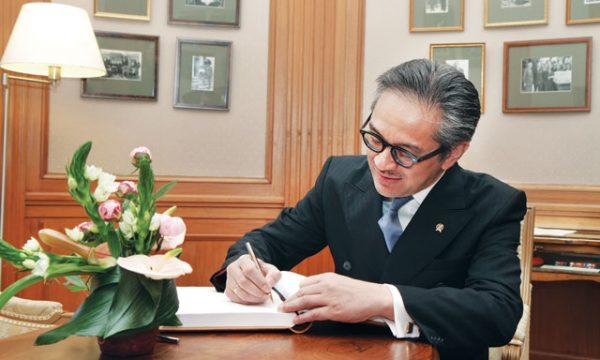 Marty Natalegawa, il diplomatico di successo